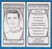 Coventry City George Hudson 4
